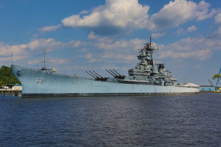Линкор World of Warships