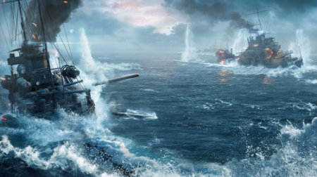 Обзор World of Warshps