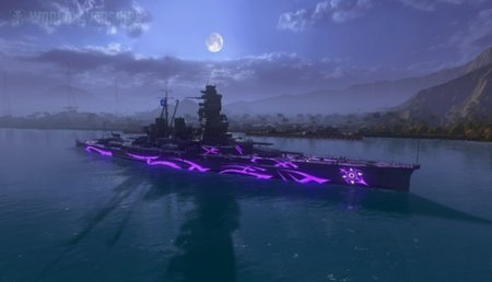 Текстуры World of Warships